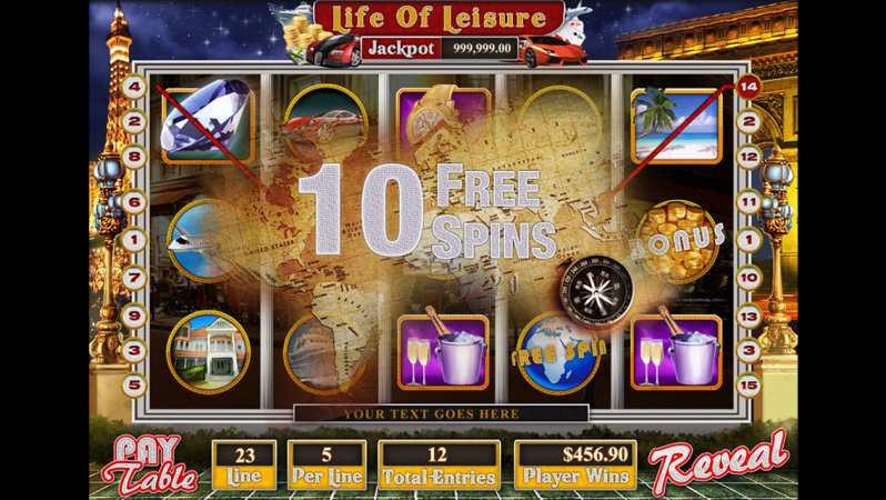 Life Of Leisure Slots